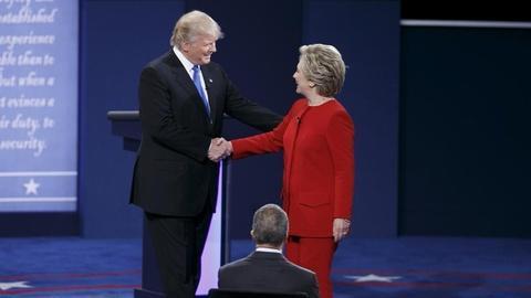 Washington Week -- Campaigns build on debate momentum & Congress overrides veto
