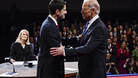 "Washington Week -- VP debate a ""proxy"" for the top of the ticket"