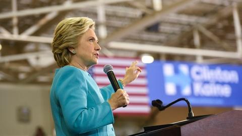 Washington Week -- FBI reviews newly found Clinton emails