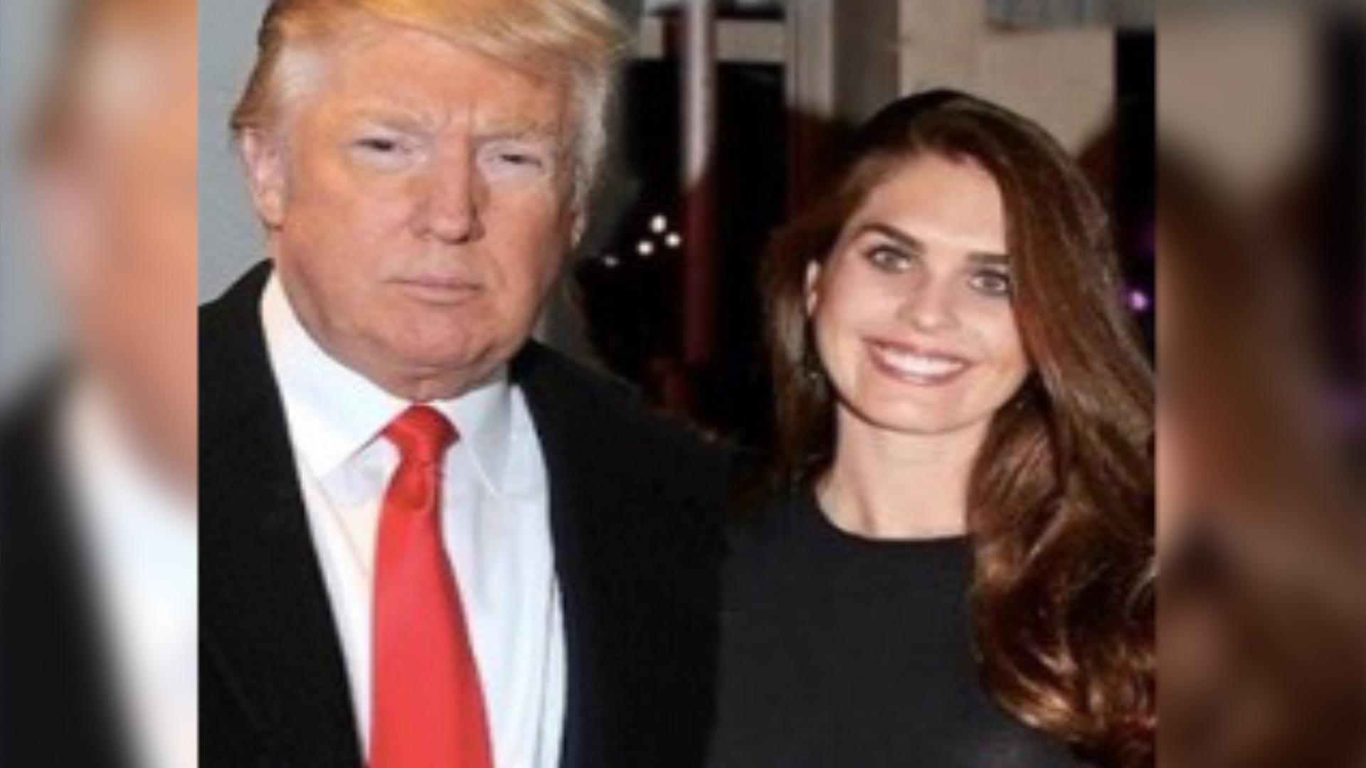 Video: Meet Hope Hicks: Donald Trump's camera shy press ...