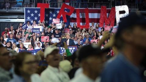 Washington Week -- How an Iowa family helped Dan Balz understand Trump's appeal