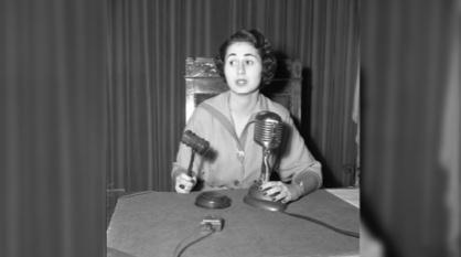 Washington Week -- Trailblazing woman in politics dreams of woman president