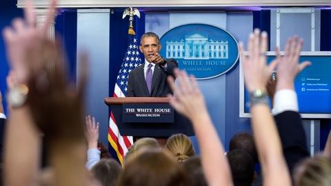 Washington Week -- How Obama, Trump & Congress are responding to Russian hacks