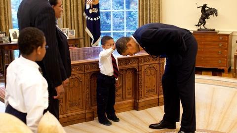 Washington Week -- Obama as a role model for black children