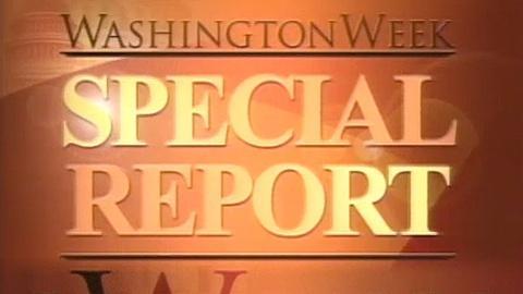 Washington Week -- Vault: September 12, 2001