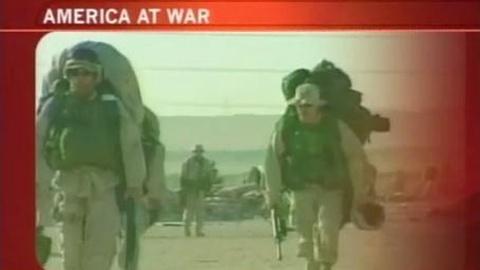 Washington Week -- Vault: The Iraq War Begins