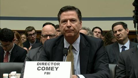 Washington Week -- FBI director briefs Intel Committee, VP Pence's role