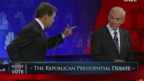 Washington Week -- The GOP Debate In Under 5 Minutes