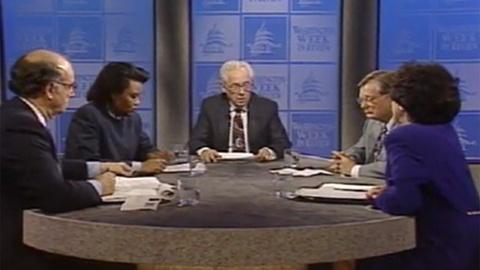 Washington Week -- Vault: April 23, 1993