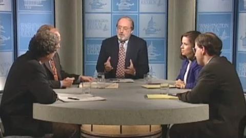 Washington Week -- The Newt Gingrich Years