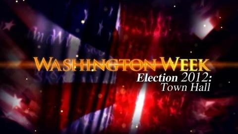 Washington Week -- Webcast Extra - April 20, 2012