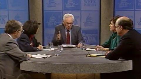Washington Week -- April 3, 1992