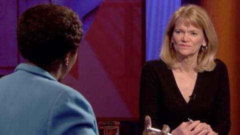 Washington Week -- The Backstory: Martha Raddatz on General John Allen