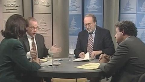 Washington Week -- Vault: November 17, 1995