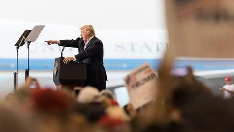 Washington Week -- Defiant Trump defends unsubstantiated claims of wiretapping