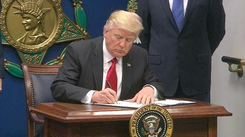Washington Week -- Two federal courts block new travel ban