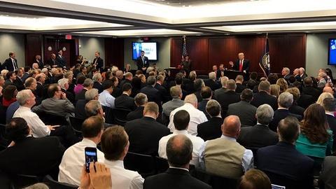Washington Week -- Health care reform indefinitely on hold