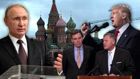 Washington Week -- Mike Flynn seeks immunity as Russia investigations continue