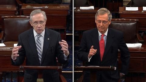 Washington Week -- Senate Democrats invoke the nuclear option in 2013