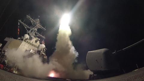 Washington Week -- Do strikes in Syria mark change in Trump foreign policy?