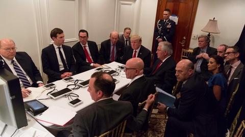 Washington Week -- Who's inside Trump's inner circle?