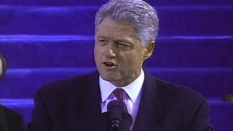 Washington Week -- From the Vault: Clinton's 2nd Inaugural