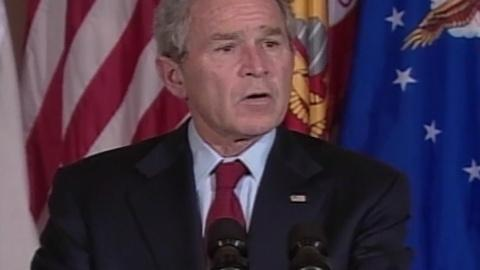 Washington Week -- From the Vault: Bush's Immigration Defeat