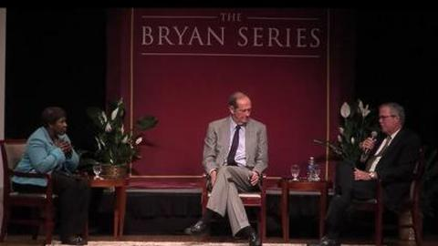 Washington Week -- A Bipartisan Conversation with Jeb Bush and Bill Bradley