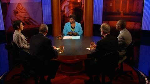 Washington Week -- Detroit's Bankruptcy and Virginia Gubernatorial Debate