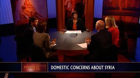 Washington Week -- Webcast Extra: Negotiating Syria