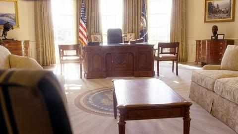The White House: Inside Story -- The Oval Office