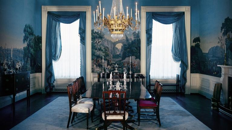 The White House: Inside Story: The Residence