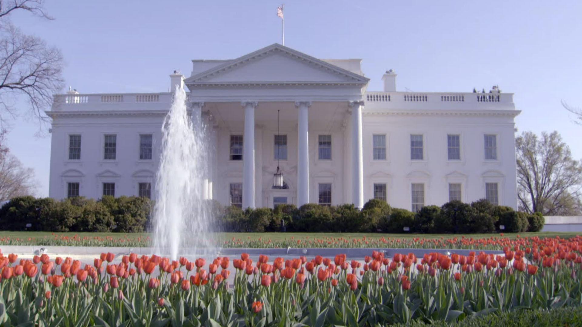 The White House: Inside Story | The White House: Inside ... 1920 White House