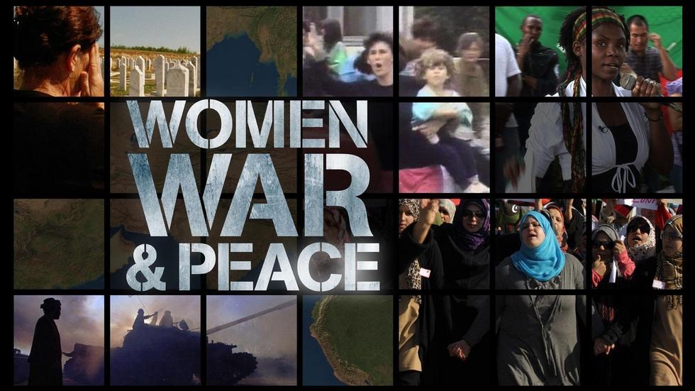 Women, War & Peace Trailer image