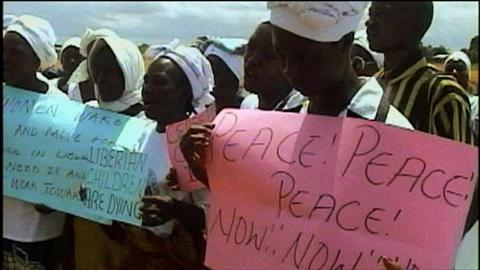 Women War and Peace -- Education | Peaceful Protests in Liberia