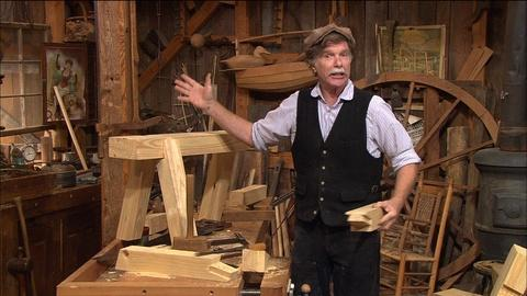 S34 E1: Taming the Timber Bench