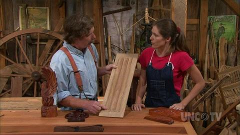 S29 E5: Mary May, Woodcarver