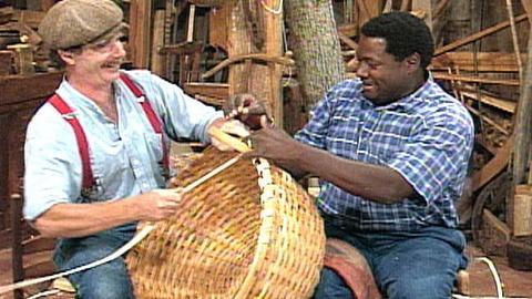 S18 E7: White Oak Basket