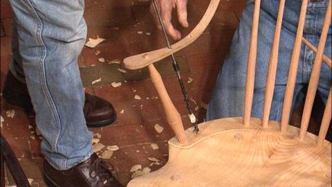 S30 E6: Continuous Arm Rocking Chair, Part 2