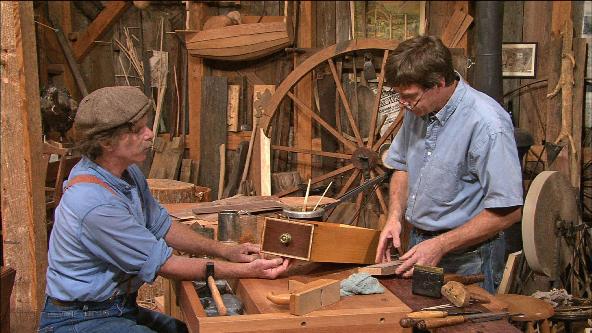 Hammer Veneering with Steve Latta