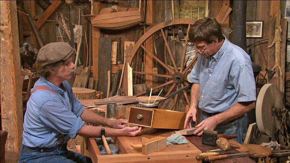 Hammer Veneering with Steve Latta image