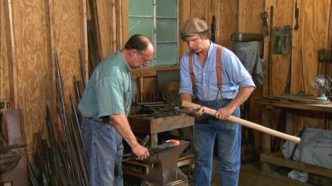 S31 E11: Iron Work for Timber Work