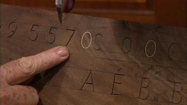 Inlaid Lettering with Steve Latta