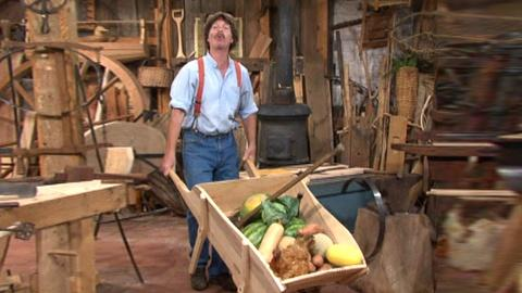 S26 E10: An English Garden Wheelbarrow, Pt.2