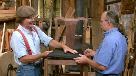 S26 E11: Upholstering Your Seat