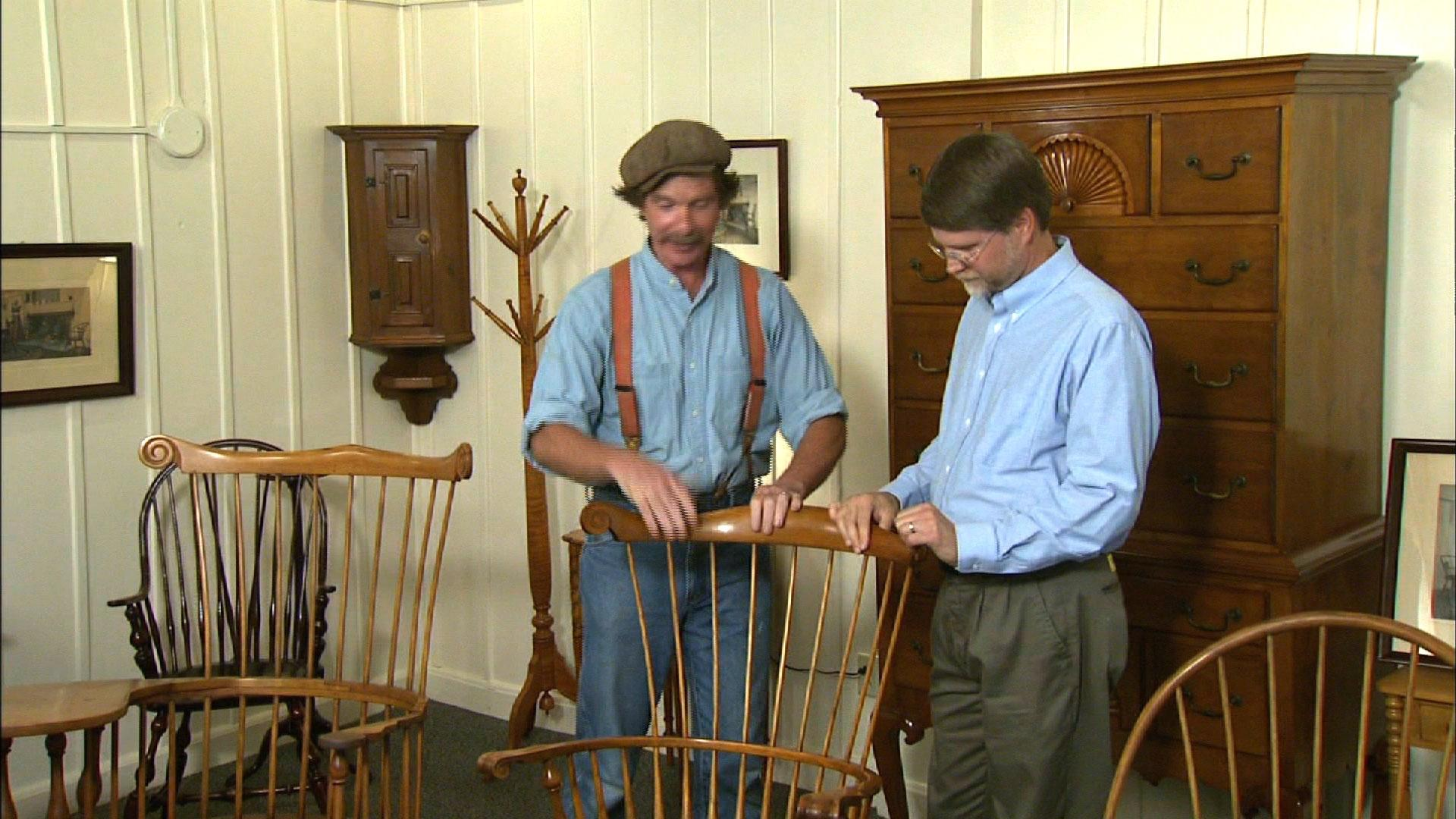 Video: S28 Ep13: Woodworking in Berea | Watch The Woodwright's Shop ...
