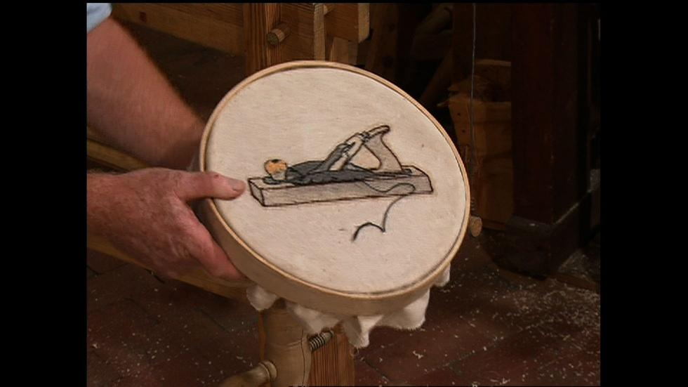 S27 Ep3: Ball & Socket Embroidery Stand, Part 2 image