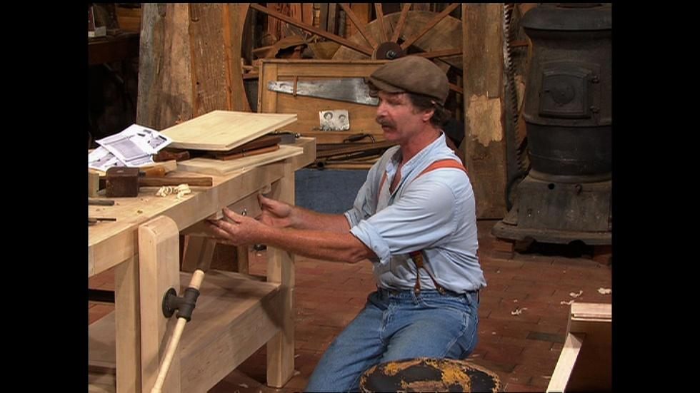 S27 Ep6: French Work Bench, Part 2 image
