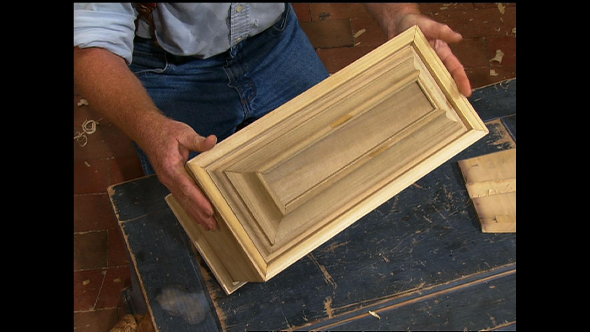 Candle Box With Secret Drawer