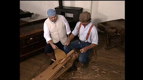 S27 E10: German Woodcraft in America